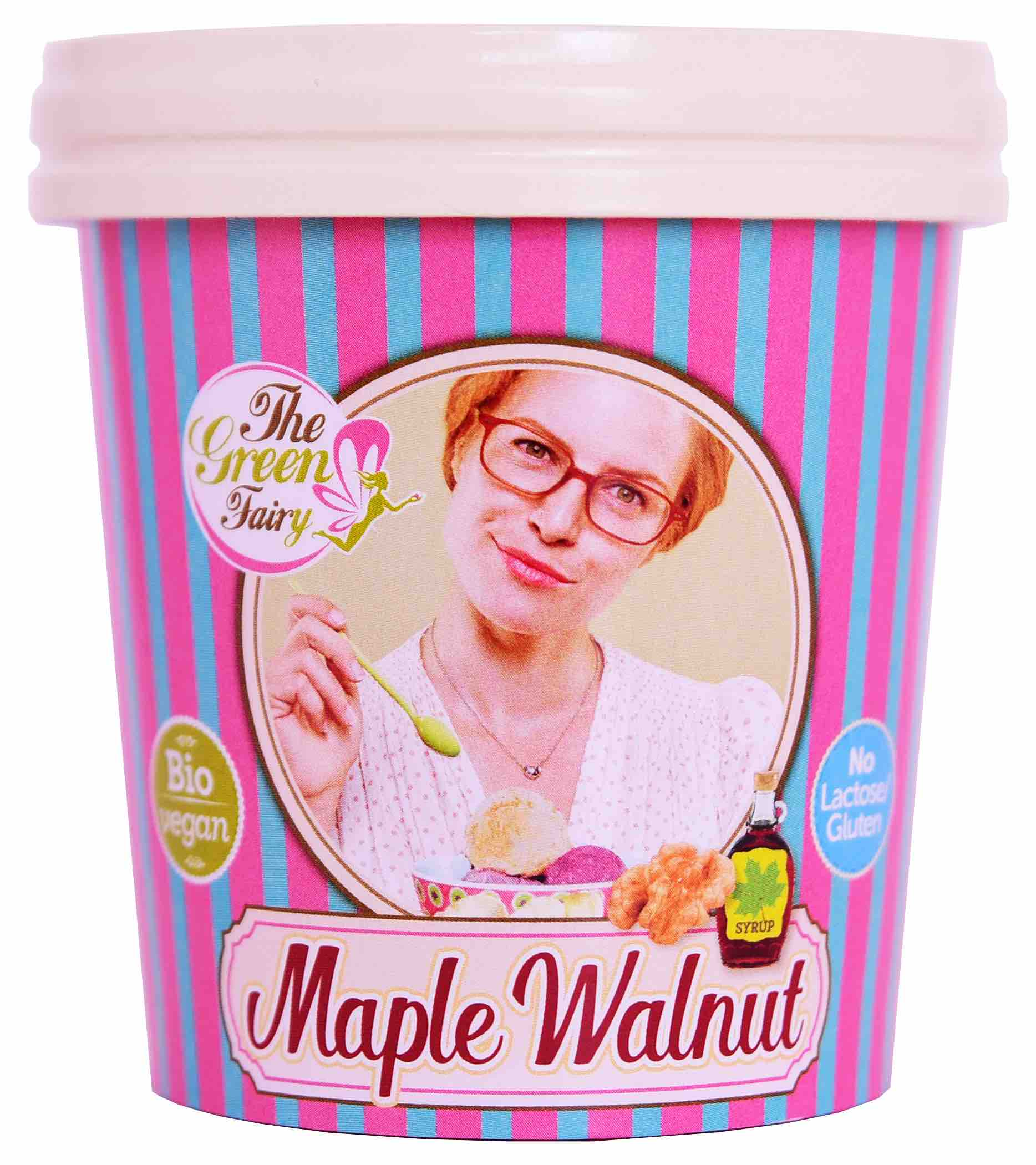 maple walnut the green fairy vegane bio glace switzerland glutenfreie laktosefrei vegan